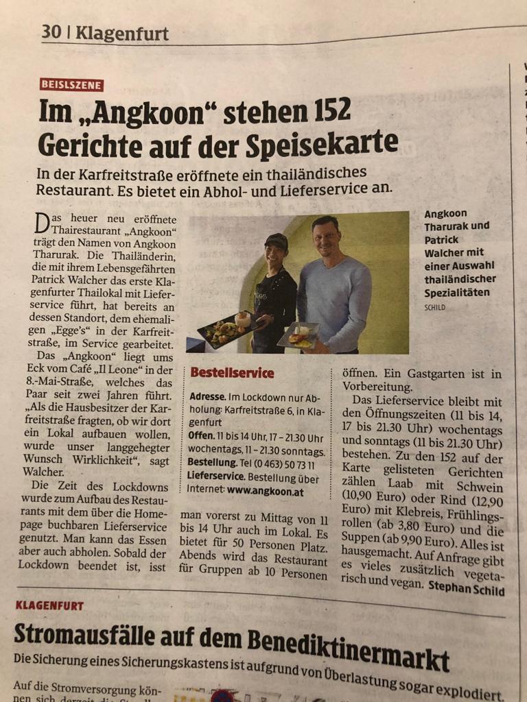 Angkoon-Bericht-Kleine-Zeitung